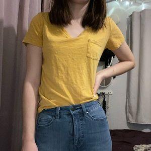 Yellow Tee